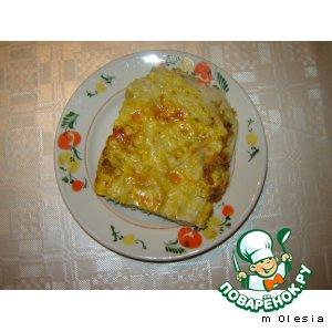 Рецепт Запеканка картофельная с мясом