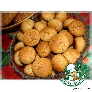 Рецепт Ванильно-медовые шарики