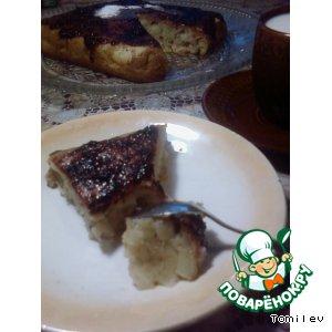 Рецепт Яблочный пирог на кефире