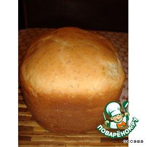 Рецепт Хлеб с укропом