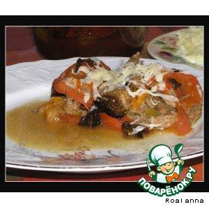 Рецепт Сладкое мясо от Сары Абрамовны
