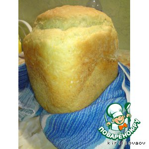 Рецепт Хлеб морковный