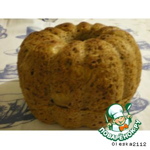 Рецепт Яблочный хлеб