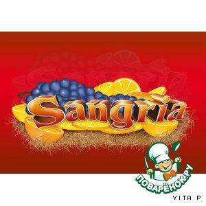 Рецепт Sangria-сангрия