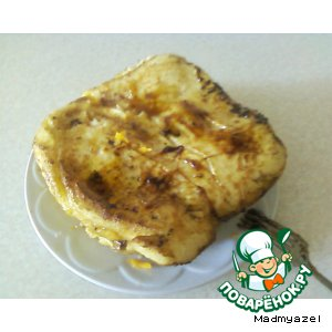Рецепт Плацинда с кабачком