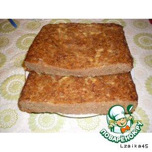 Рецепт Запеченный паштет из куриной печени