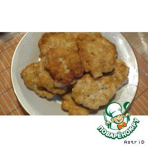 Рецепт Куриные шницеля