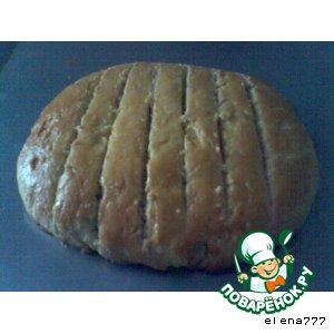 Рецепт Алжирский хлеб