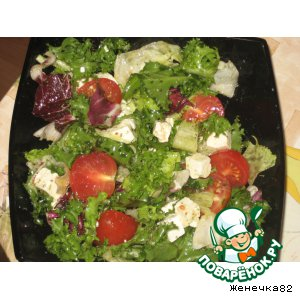 Рецепт Любимый салатик