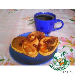 Оладьи тыквенные домашний пошаговый рецепт с фото как готовить