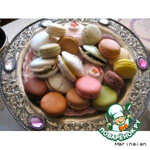 Французский Макарон - French macarons