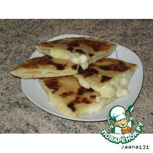 Рецепт Импровизация хачапури