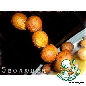 "Рецепт ""Bunuelos"" Бунуэлос"