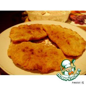 Рецепт Тесто для чебуреков и пельменей, для хлебопечки