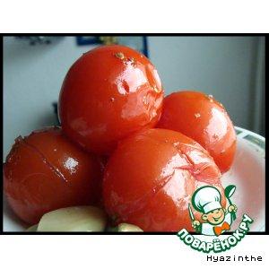 Рецепт Закусочные помидоры