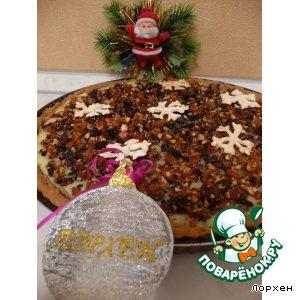 Рецепт Американский рождественский пирог