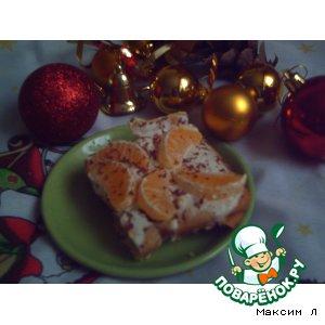 """Рецепт Торт из печенья """"Каприз"""""""