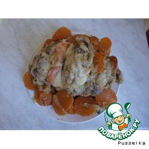 Свинина в йогурте, запеченая в рукаве пошаговый рецепт приготовления с фотографиями