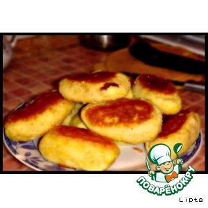 Рецепт Картофельные котлетки