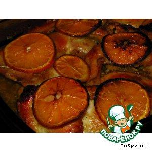 Готовим Апельсиновая курица вкусный рецепт приготовления с фотографиями пошагово