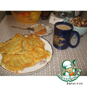 Рецепт Сытный завтрак #3