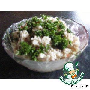 Cалат с рисом и морепродуктами пошаговый рецепт с фото готовим