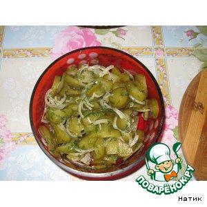 Рецепт Быстренький салатик