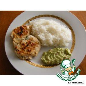Как приготовить Куриная грудка  с мятой домашний рецепт приготовления с фотографиями пошагово