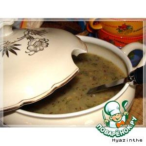 Рецепт Картофельный суп по-саксонски