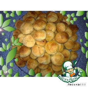 Рецепт Прянички-орешки