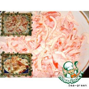 Рецепт Просто салатик