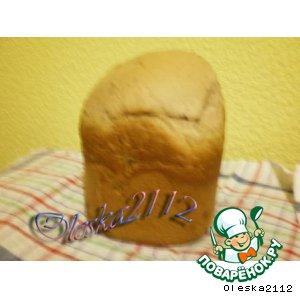 Рецепт Хлеб медово-ореховый