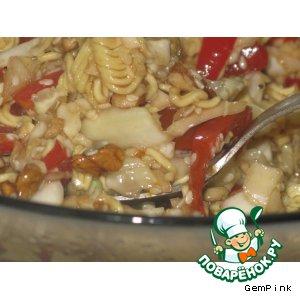 Рецепт Китайский овощной салат