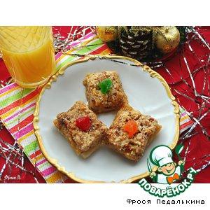 Рецепт Хихонский мягкий туррон - Turron de Jijona