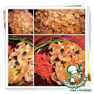 Рецепт Картошечка ароматная