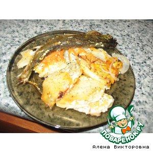 Ряпушка запеченная по-сибирски домашний пошаговый рецепт приготовления с фото как готовить