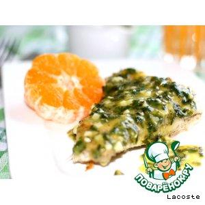 Рецепт Гренадер в апельсиновом соусе