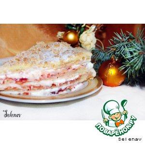 Рецепт Фризийский рождественский торт