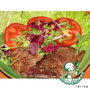 Рецепт Просто мясо