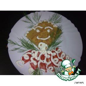 """Рецепт Суфле """"Курино-морковное"""""""