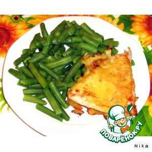 Рецепт Натуральные котлеты из куриного филе