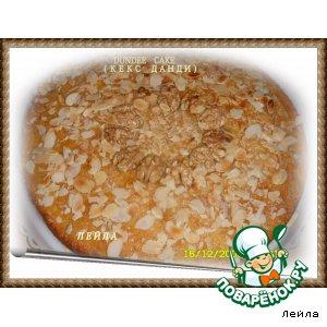 """Рецепт """"Данди""""-кекс (dundee cake)"""