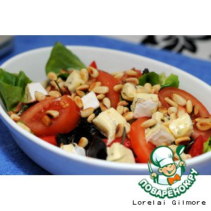 Рецепт И снова салатные импровизации