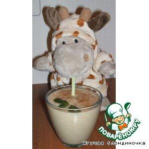 Рецепт Коктейльчик молочный