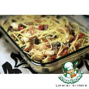 Рецепт Быстрые спагетти