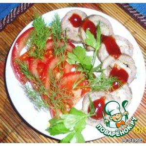 Рецепт свиные ребрышки с салом
