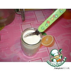 Рецепт Ацидофильное молоко