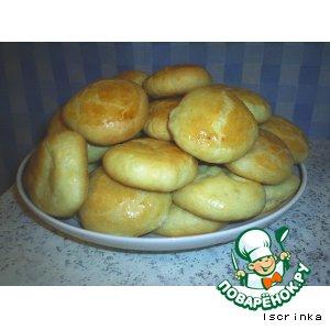 Готовим Пирожки по-маминому вкусный рецепт приготовления с фотографиями пошагово
