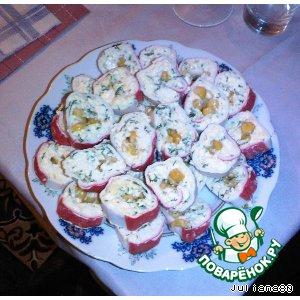 Рецепт Оригинальная закуска