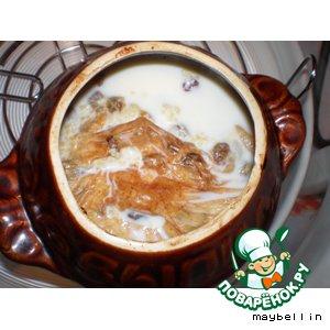 Как приготовить Пшенная кашка  с сухофруктами в горшочках домашний пошаговый рецепт с фотографиями